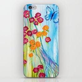 Beautiful Blossoms iPhone Skin