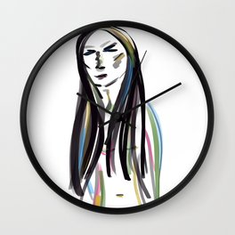 Reflection and introspection Wall Clock