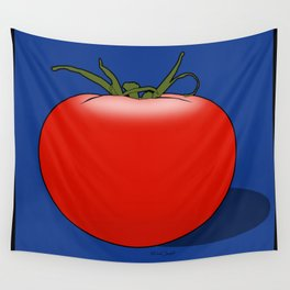 The Big Tomato Wall Tapestry
