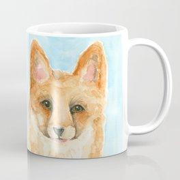 Fredericka the Fox Coffee Mug