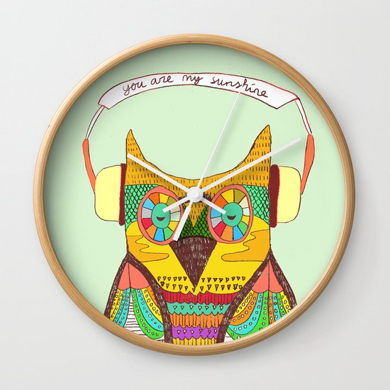 The Owl rustic song Wall Clock