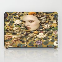 surrealism iPad Cases featuring pop surrealism, fine art by store2u