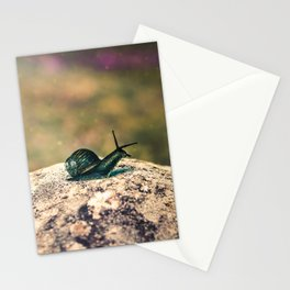 Slow Dream Stationery Cards