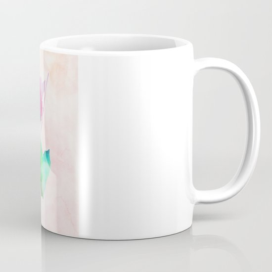 Maple_Watercolor2 by Jacqueline and Garima Mug