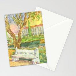garden. jardim Stationery Cards