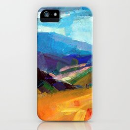 Until the End of the World iPhone Case