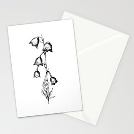 Mountain Bells Stationery Cards