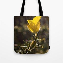 Gorse Flower Tote Bag