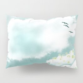 look at the sky Pillow Sham