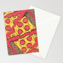 Pizza Party! Stationery Cards