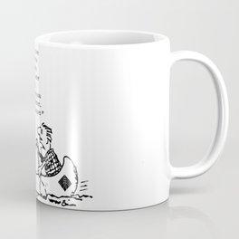 I Hear Banjos  Coffee Mug