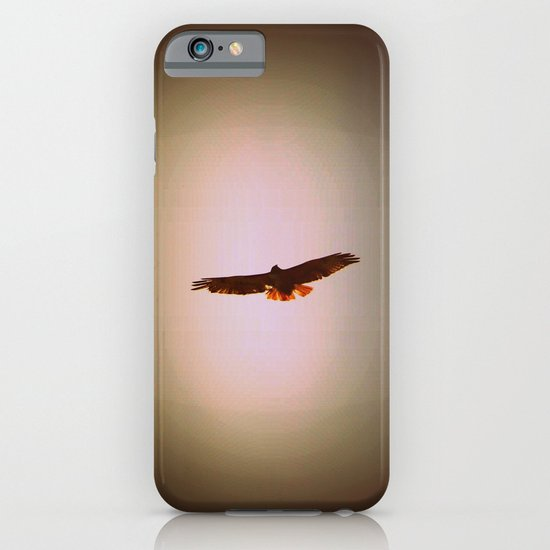 Hawk Eyes II iPhone & iPod Case