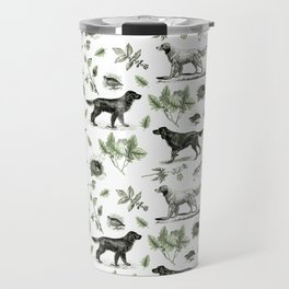 BIRD DOGS & GREEN LEAVES Travel Mug