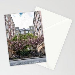 Vesterbro, Copenhagen Stationery Cards