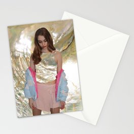 Mother of Pearl Edit Stationery Cards
