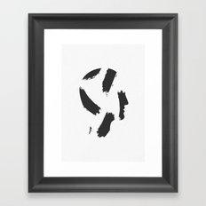 Head Space (No.2) Framed Art Print