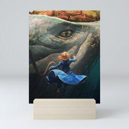 stormlight archive Mini Art Print
