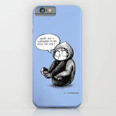 quarter life crisis iPhone 6 Slim Case
