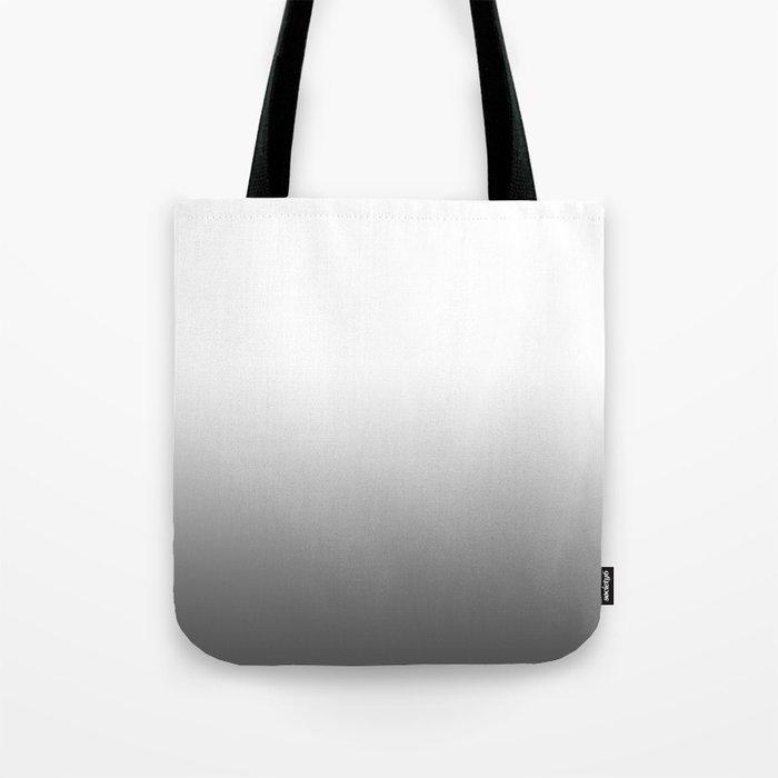 GRAY FADE Tote Bag