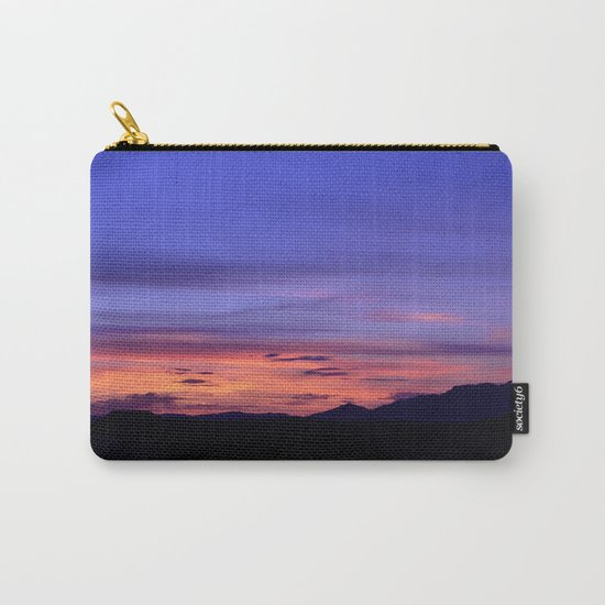 Southwest Sunrise Carry-All Pouch