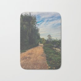 The road ahead Bath Mat