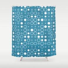 UKUNGU 1 Shower Curtain