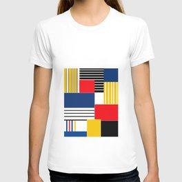 Abstract pattern . Credo . T-shirt