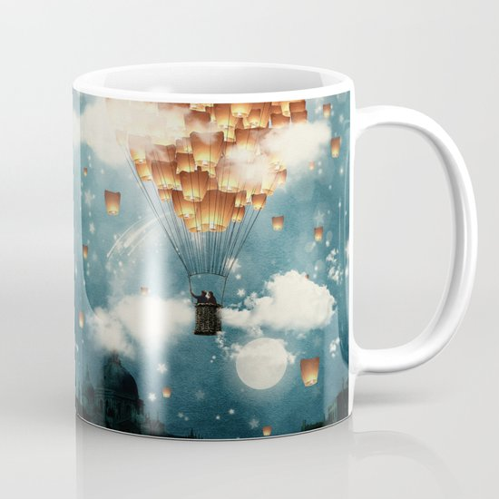 Where all the wishes come true Mug