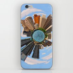 Detroit! Restore! Reconsider! iPhone Skin