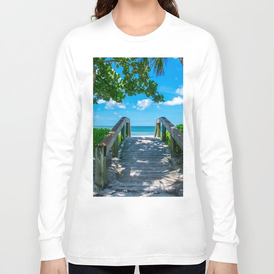 9th Street Bridge Long Sleeve T-shirt