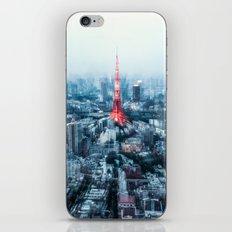 Tokyo Megacity iPhone & iPod Skin