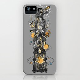 Ascending Astronomy iPhone Case