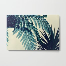 Green of the Tropics Metal Print