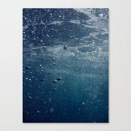 UNDERWATER I. Canvas Print