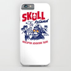 Skull Island Helicopter Adventure Tours iPhone 6s Slim Case