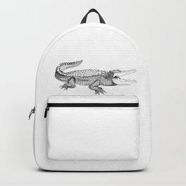 The Crocodile Backpack