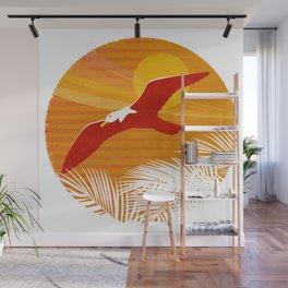 Summer Breeze Wall Mural