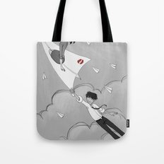 Paperman Tote Bag