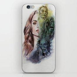 Shadowhunter iPhone Skin