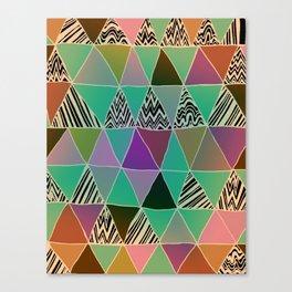 Triangle 3 Canvas Print