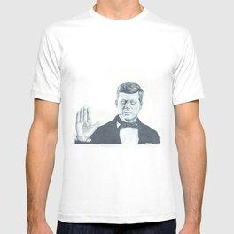 JFK Illuminati  T-shirt