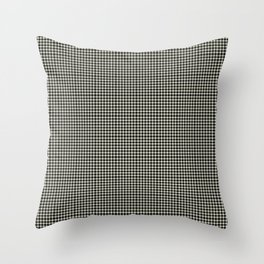 Blanched Almond Blingham Throw Pillow