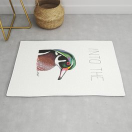 Into The Woods (Wood Duck) Rug