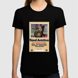 Naval Aviation Has A Place For You T-shirt