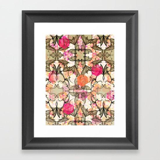 Batastic Framed Art Print
