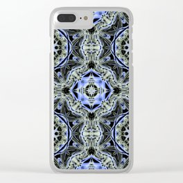 Turkish Floor Tile #2 Clear iPhone Case
