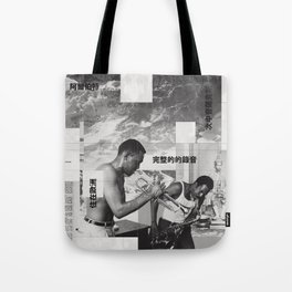 Moving Pictures Tote Bag