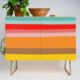 Color Stripes Credenza