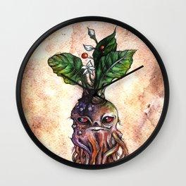 Mandrake Wall Clock