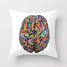 A Renewed Mind Throw Pillow